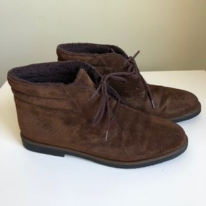 Hush Puppies ankle booties
